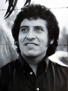 Victor Jara - teacher,  song-writer, playwright, musician and social leader.